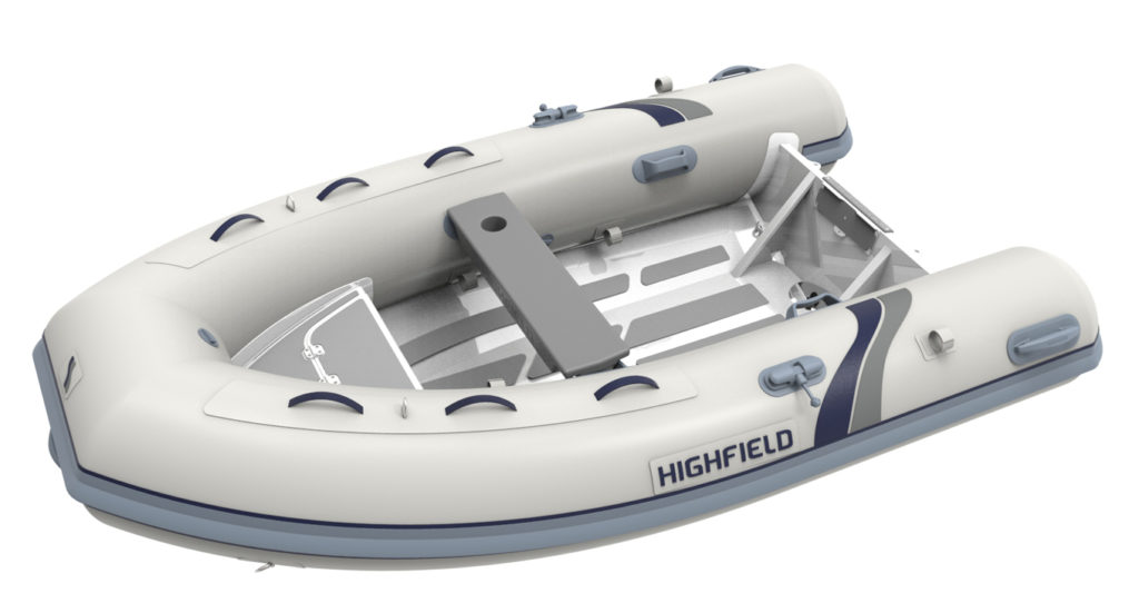 Classic 290 - Highfield Boats