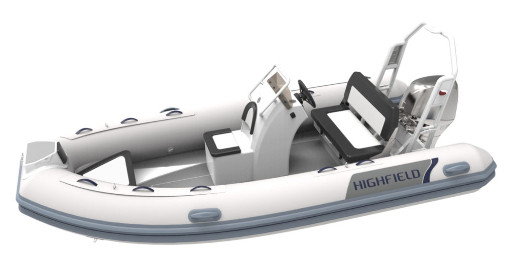 Ocean Master 420 - Highfield Boats