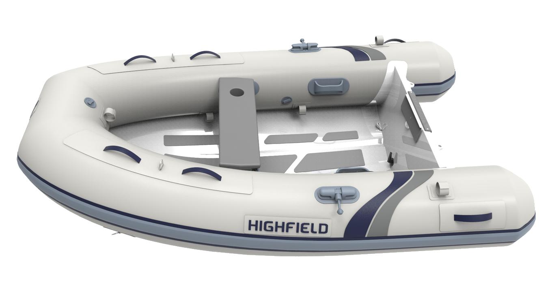 HIGHFIELD BOATS - Aluminium Rigid Inflatable Boats